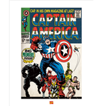Captain America Poster 316807