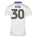 2016-17 Newcastle Third Shirt (Atsu 30)