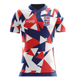 2018-2019 Norway Away Concept Football Shirt