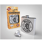 The Walking Dead Stainless Flask 316901