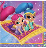 Shimmer and Shine Parties Accessories 316919