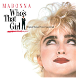 Vynil Madonna - Who'S That Girl Ost
