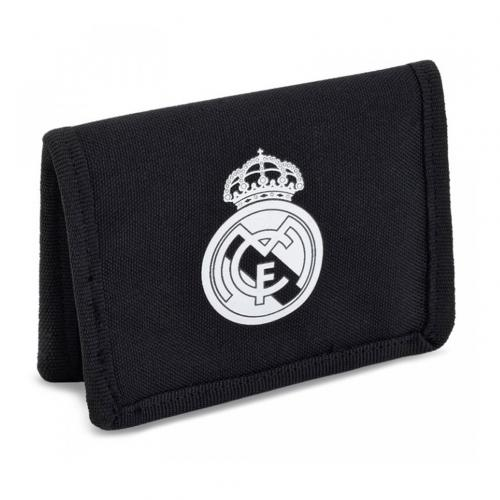 Real Madrid F.C. Nylon Wallet BK
