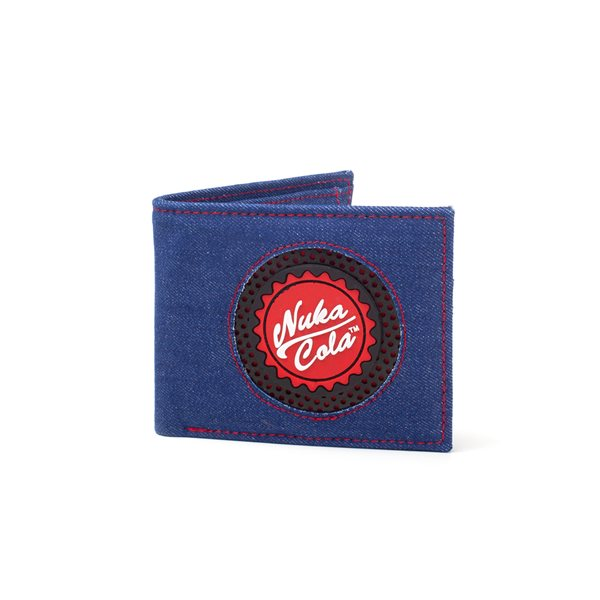 Fallout - Nuka Cola Bottle Cap Bifold Wallet