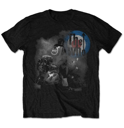 The Who Men's Tee: Quadrophenia (Retail Pack)