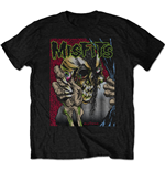 Misfits Men's Tee: Pushead (Retail Pack)