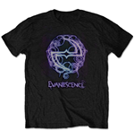 Evanescence Men's Tee: Want (Retail Pack)