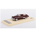 BUICK ROADMASTER CONVERTIBLE 1949 ROYAL MAROON 1/43