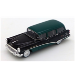 BUICK CENTURY ESTATE WAGON BLACK & GREEN 1954