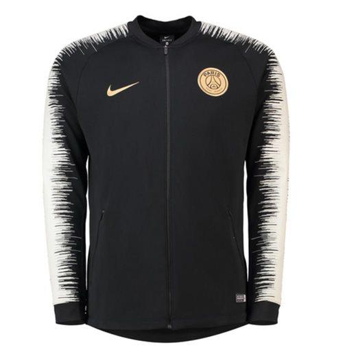 good looking sells online retailer 2018-2019 PSG Nike Anthem Jacket (Black)