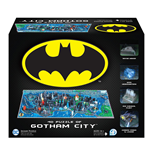 Batman 4D Large Puzzle Gotham City (1550+ pieces)