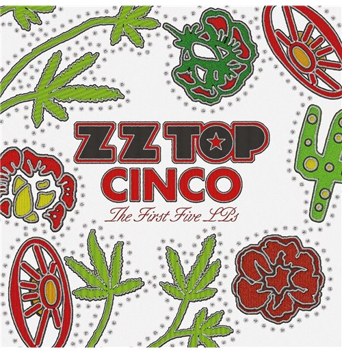 Vynil Zz Top - Cinco: The First Five Lps