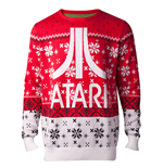 Atari - Atari Logo Knitted Men's Sweater