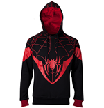 Spiderman - Miles Morales Spiderman Novelty Men's Hoodie