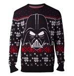 Star Wars - Darth Vader Knitted Men's Sweater