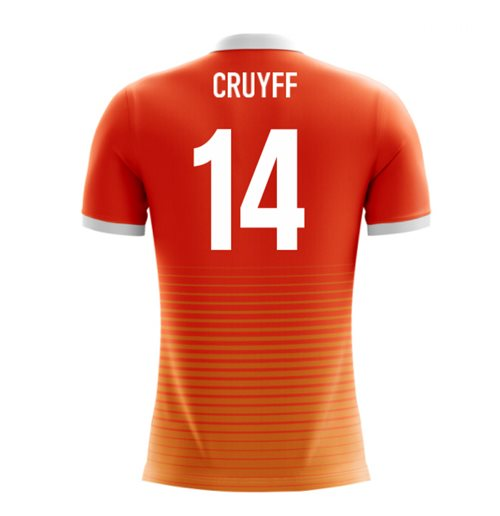 2018-19 Holland Airo Concept Home Shirt (Cruyff 14)
