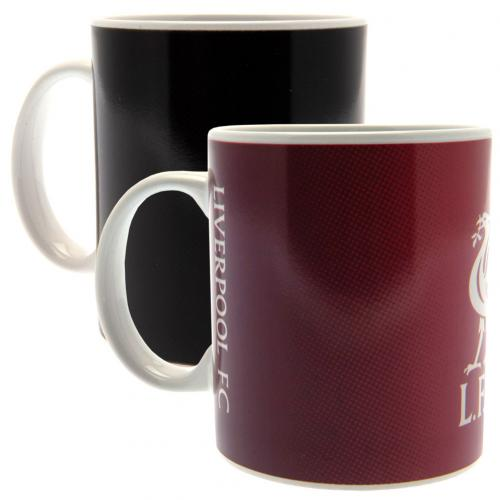 Liverpool F.C. Heat Changing Mug GR
