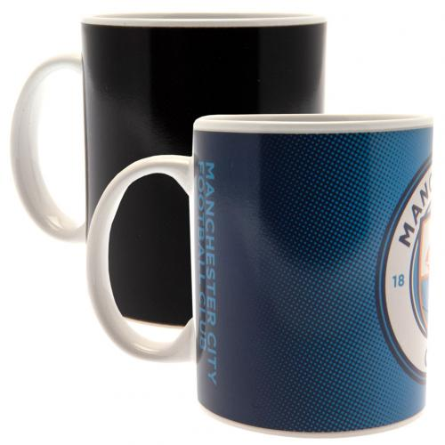 Manchester City F.C. Heat Changing Mug GR
