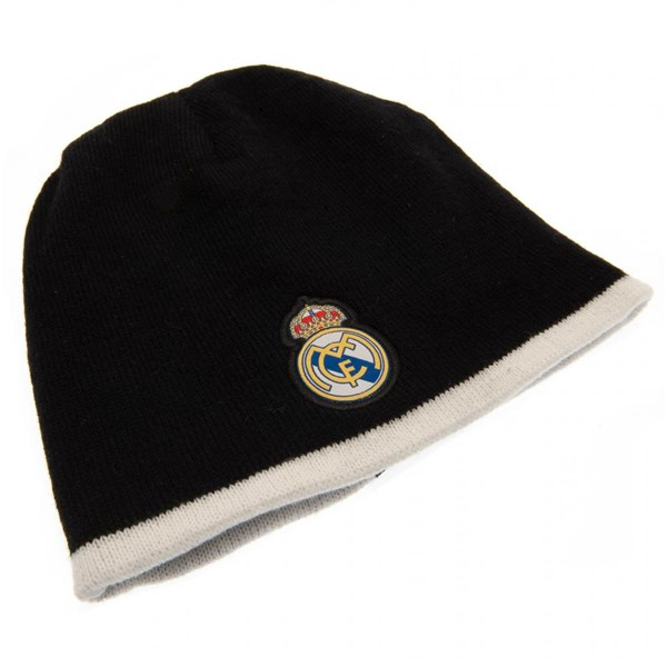 Real Madrid F.C. Reversible Knitted Hat