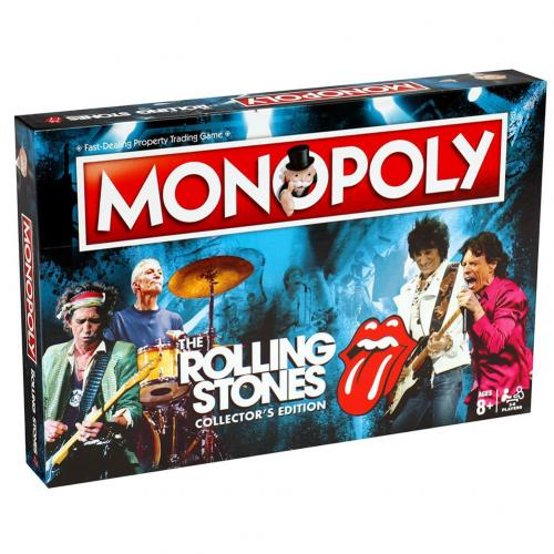 The Rolling Stones Edition Monopoly