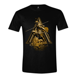 Assassin's Creed Odyssey T-Shirt Character Charge Black