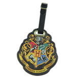 Harry Potter Luggage Tag Hogwarts