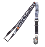 Call of Duty Black Ops 4 Lanyard With Charm Logo