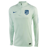 2018-2019 Atletico Madrid Nike Drill Top (Igloo Green) - Kids