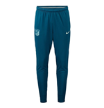 2018-2019 Atletico Madrid Nike Training Pants (Green Abyss)