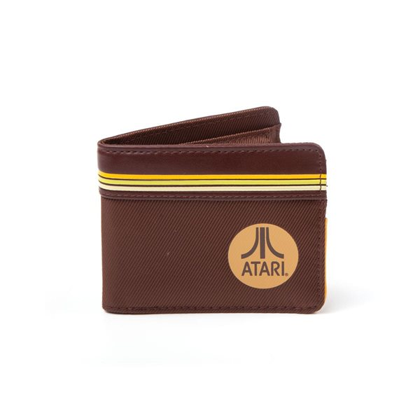 Atari - Brown Arcade Life Wallet