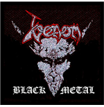 Venom Standard Patch: Metal (Loose)