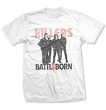 The Killers Men's Tee: Battle Born