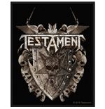 Testament Standard Patch: Shield (Loose)