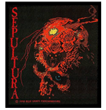 Sepultura Standard Patch: Beneath the Remains (Loose)