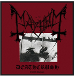 Mayhem Standard Patch: Deathcrush (Loose)