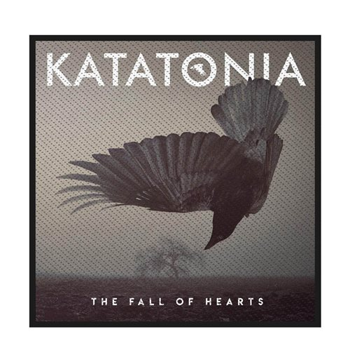 Katatonia Standard Patch: Fall of Hearts (Loose)
