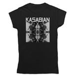 Kasabian Ladies Tee: Solo Reflect