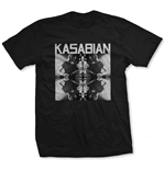 Kasabian Men's Tee: Solo Reflect