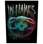 In Flames Back Patch: Battles
