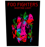 Foo Fighters Back Patch: Wasting Light