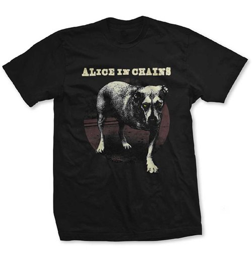 Alice In Chains  Men's Tee: Three Legged Dog