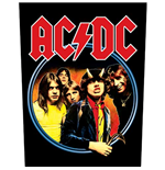AC/DC Back Patch: Highway to Hell