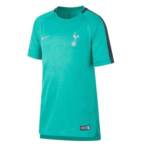 2018-2019 Tottenham Nike Pre-Match Training Shirt (Green) - Kids
