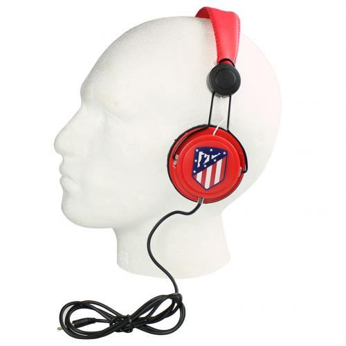 Atletico Madrid F.C. Headphones