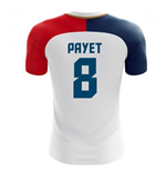 2018-19 France Away Concept Shirt (Payet 8) - Kids