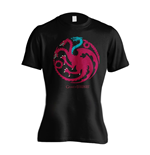 Game of Thrones Ladies T-Shirt Ice Dragon