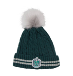 Harry Potter Pom-Pom Beanie Slytherin