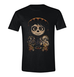 Coco T-Shirt Miguel Face Poster