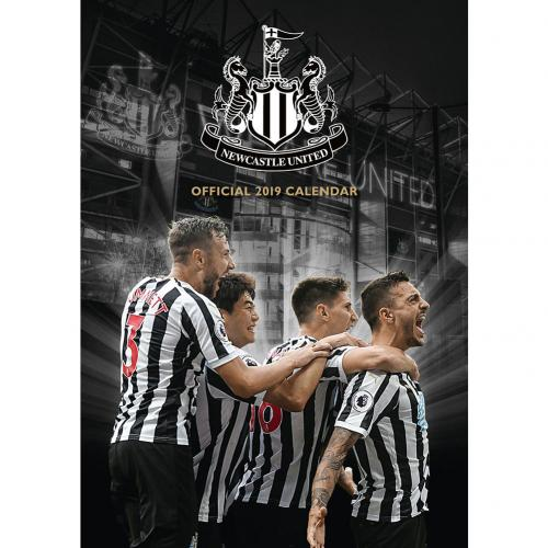 Newcastle United F.C. Calendar 2019