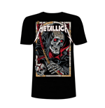 Metallica T-shirt Death Reaper